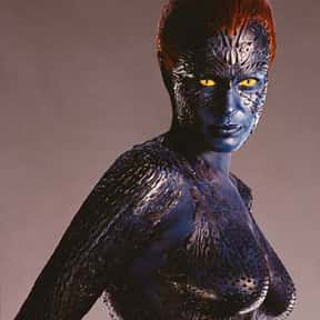 Mystique is listed (or ranked) 12 on the list The Greatest Female Villains