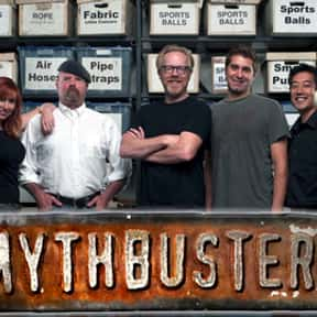 MythBusters is listed (or ranked) 4 on the list The Best Reality TV Shows Ever