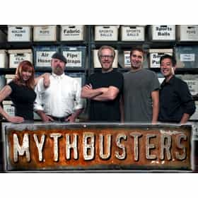 a review of mythbusters an science television program The greatest science tv shows of all time our editors review and recommend products to help you buy the stuff you need mythbusters one of the most.