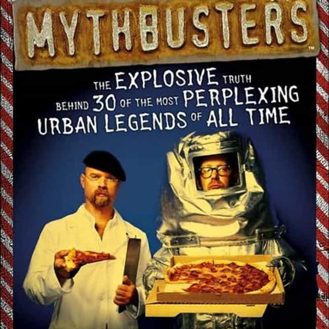 MythBusters Season 2 is listed (or ranked) 2 on the list The Best Seasons of MythBusters