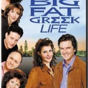 My Big Fat Greek Life is listed (or ranked) 14 on the list The Best 2000s CBS Comedy Shows