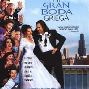 My Big Fat Greek Wedding is listed (or ranked) 10 on the list Ew.com's 24 Great Movies to Watch With Mom