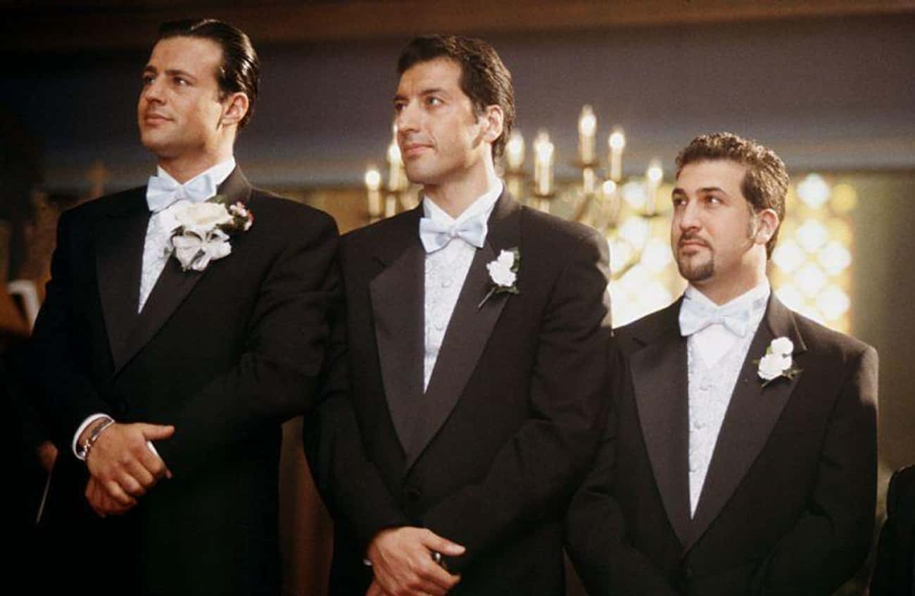 My Big Fat Greek Wedding is listed (or ranked) 2 on the list 11 Movies You Never Realized Featured Your Favorite Boy Band Members