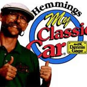 My Classic Car is listed (or ranked) 20 on the list The Best Car TV Shows