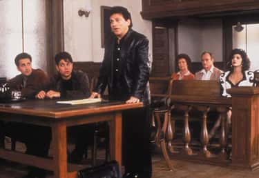 My Cousin Vinny: 'Most Accurat is listed (or ranked) 1 on the list Actual Lawyers Explain Which Legal Movies They Like The Best
