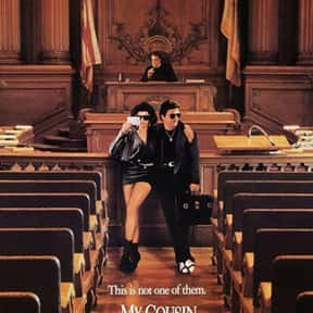My Cousin Vinny is listed (or ranked) 1 on the list The Absolute Funniest Movies Of All Time