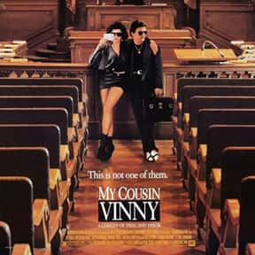 My Cousin Vinny is listed (or ranked) 4 on the list The Best Courtroom Drama Movies