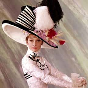 My Fair Lady is listed (or ranked) 12 on the list The Best Musical Movies Nominated for Best Picture