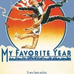 My Favorite Year is listed (or ranked) 12 on the list The Best Movies of 1982