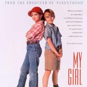 My Girl is listed (or ranked) 3 on the list Great Movies About Male-Female Friendships