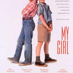 My Girl is listed (or ranked) 3 on the list The Best Movies With A Little Girl Protagonist