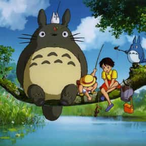 My Neighbor Totoro is listed (or ranked) 2 on the list The Best Anime Like Kiki's Delivery Service