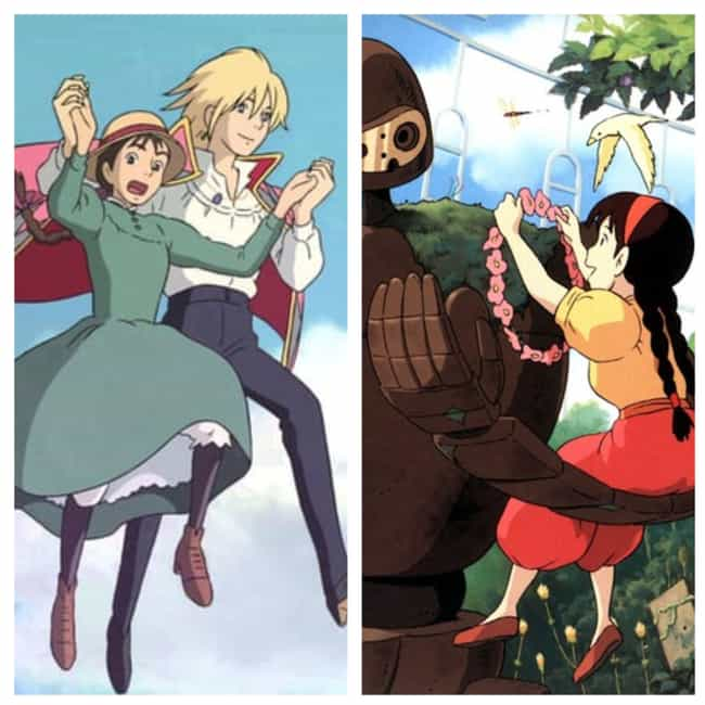 All The Movies By Studio Ghibli Take Place In Same Universe