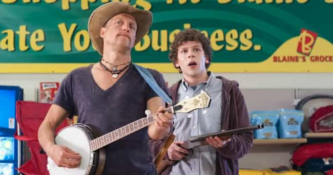 Zombieland is listed (or ranked) 2 on the list Crowd-Pleasing Horror Movies You Can Put On During A Party
