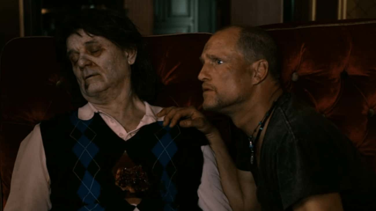 Bill Murray In 'Zombieland'