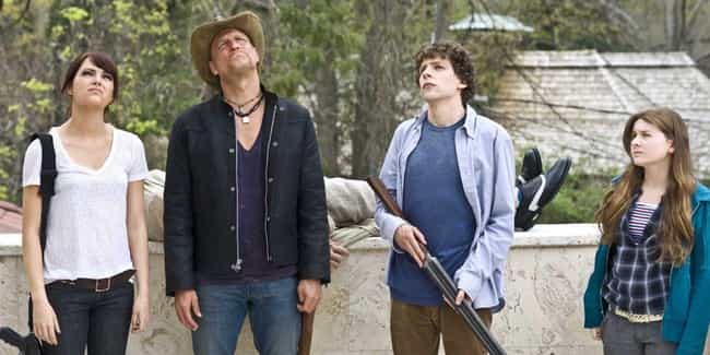 Zombieland is listed (or ranked) 4 on the list 20 Great Movies Under 90 Minutes That You Can Watch On Netflix Right Now