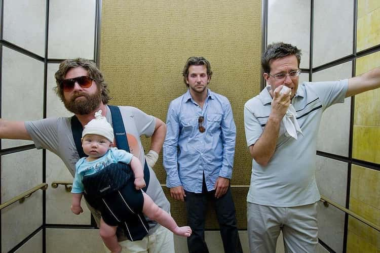 Zach Galifianakis Stole 'The Hangover' From Bradley Cooper