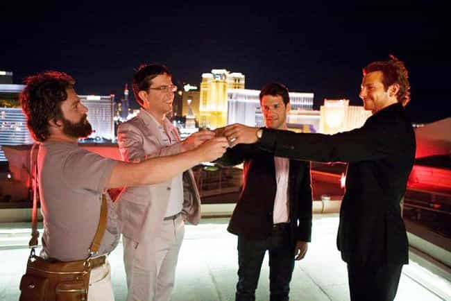 The Hangover is listed (or ranked) 1 on the list The Best Movies to Watch While Drinking
