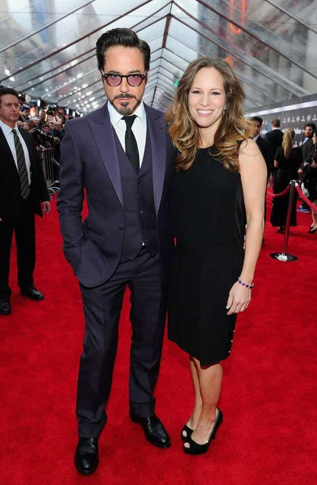 Susan Downey is listed (or ranked) 3 on the list Badass Women Way Cooler Than Their Famous Husbands