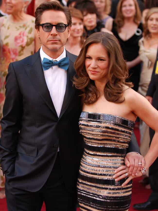 Susan Downey is listed (or ranked) 1 on the list Robert Downey Jr.'s Loves & Hookups