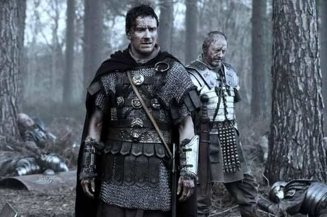 Centurion is listed (or ranked) 1 on the list Pretty Good Movies About Ancient Rome