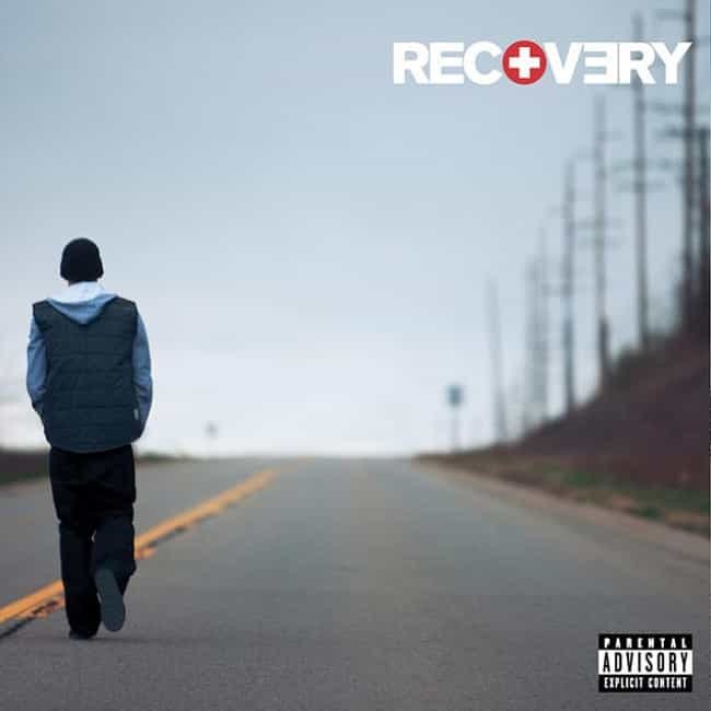 Recovery is listed (or ranked) 4 on the list The Best Eminem Albums of All Time