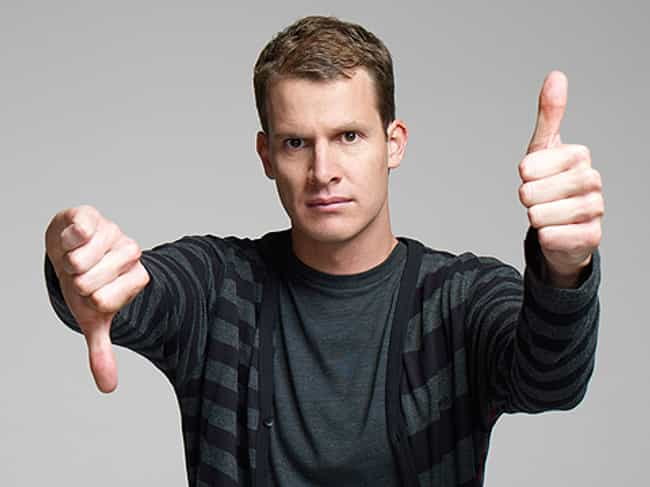 Tosh.0 is listed (or ranked) 3 on the list What to Watch If You Love 'Drunk History'