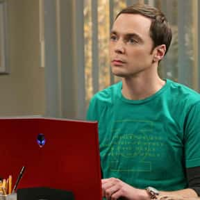 Sheldon Cooper is listed (or ranked) 3 on the list Awkward TV Characters We Can't Help But Love