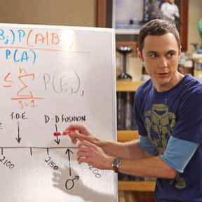 Dr. Sheldon Cooper is listed (or ranked) 17 on the list The All-Time Greatest Fictional Mad Scientists