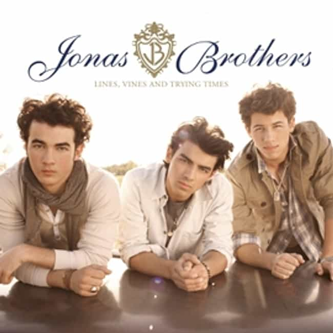 Lines, Vines and Trying Times is listed (or ranked) 3 on the list The Best Jonas Brothers Albums of All Time