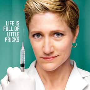 Nurse Jackie is listed (or ranked) 16 on the list The Greatest TV Shows About Hospitals