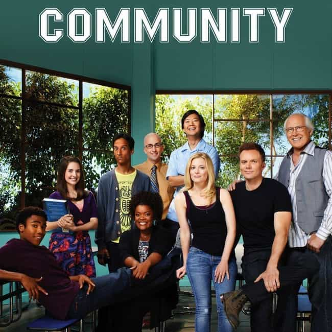 Community is listed (or ranked) 4 on the list What to Watch If You Love 'Brooklyn Nine-Nine'