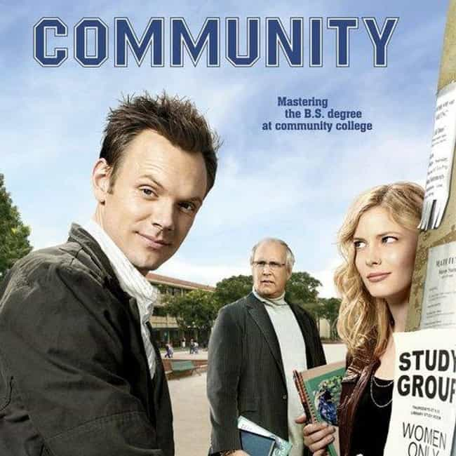 Community is listed (or ranked) 4 on the list What to Watch If You Love The Good Place