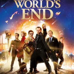 The World's End is listed (or ranked) 4 on the list The Best Simon Pegg Movies, Ranked