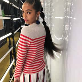 Yara Shahidi is listed (or ranked) 12 on the list Full Cast of Alex Cross Actors/Actresses