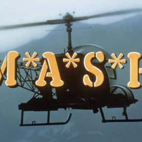 M*A*S*H is listed (or ranked) 1 on the list The Best Golden Globe Winning Comedy Series