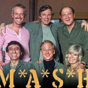 M*A*S*H is listed (or ranked) 1 on the list The Best 1980s Primetime TV Shows