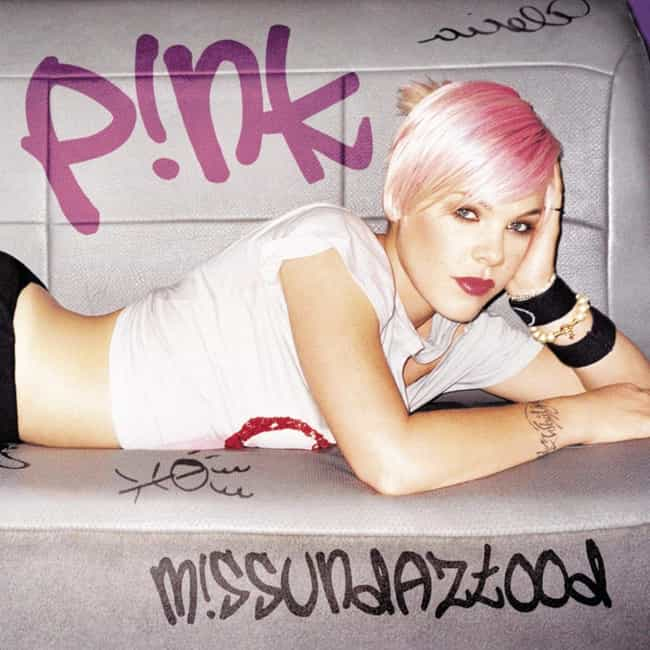 M!ssundaztood is listed (or ranked) 3 on the list The Best Pink Albums of All Time