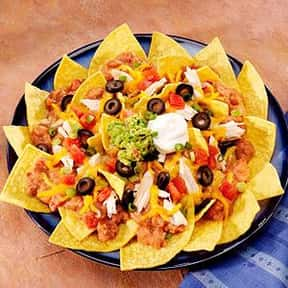 Nachos is listed (or ranked) 21 on the list 21st Century Food Fads to Avoid