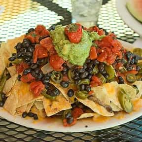 Nachos is listed (or ranked) 6 on the list If You Could Only Eat One Food for the Rest of Your Life...