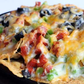 Nachos is listed (or ranked) 16 on the list The Best American Foods