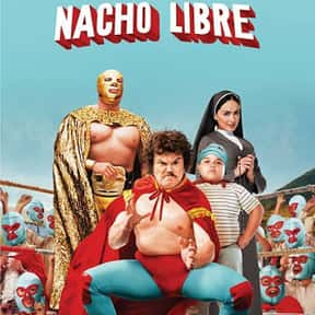 Nacho Libre is listed (or ranked) 21 on the list The Best Comedies Rated PG