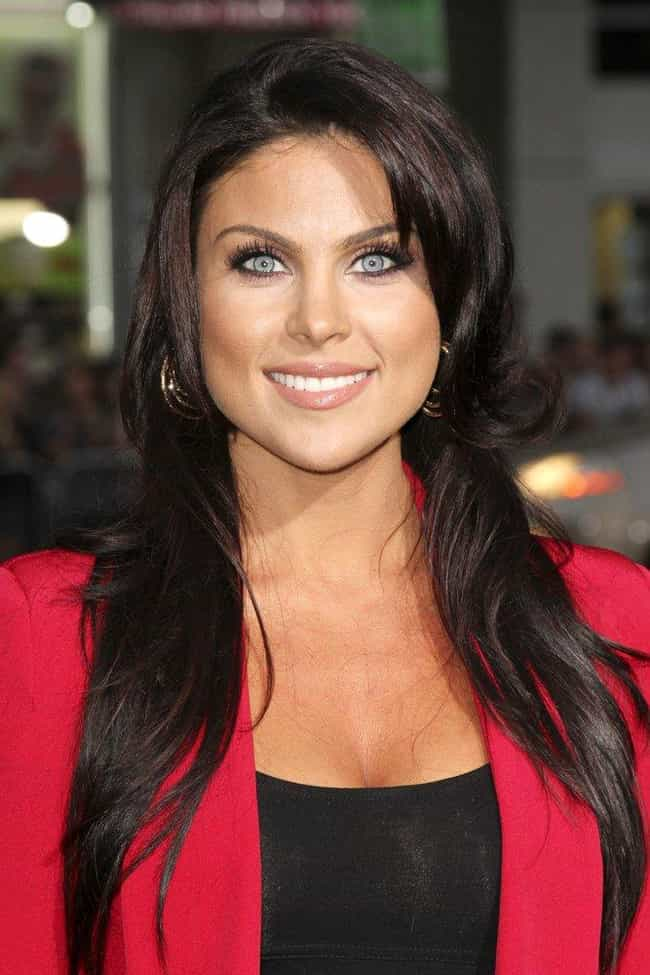 Nadia Bjorlin is listed (or ranked) 4 on the list The Most Captivating Celebrity Eyes (Women)