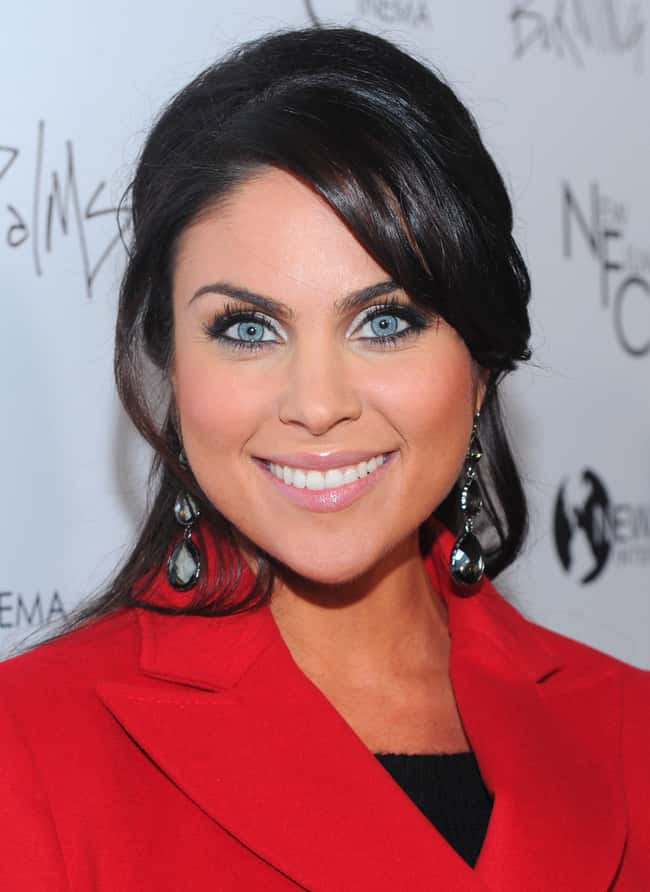 Nadia Bjorlin is listed (or ranked) 21 on the list The Most Captivating Celebrity Eyes (Women)