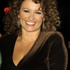 Nadia Sawalha is listed (or ranked) 4 on the list Famous People Named Nadia