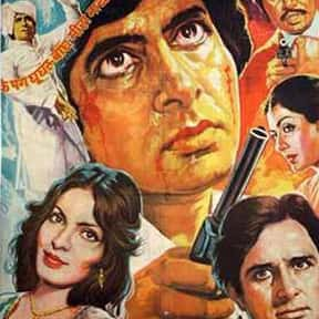 Namak Halaal is listed (or ranked) 13 on the list The Best Amitabh Bachchan Movies