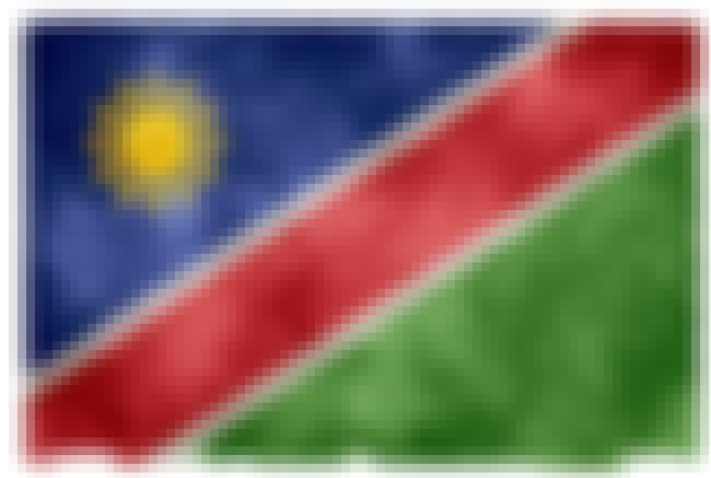 Namibia is listed (or ranked) 7 on the list Countries Where Dutch Is The Official Language
