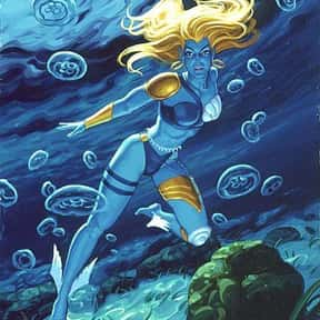 Namorita is listed (or ranked) 14 on the list The Best Superheroes With The Power Of Invisibility
