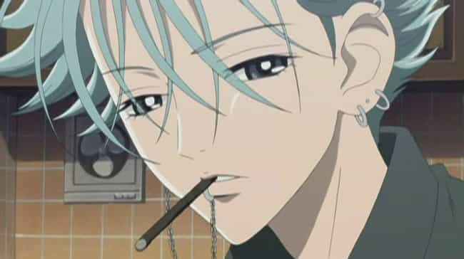 Nana is listed (or ranked) 1 on the list 14 Times Drugs Played A Role In Anime Storylines