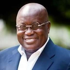 Nana Akufo-Addo is listed (or ranked) 13 on the list Famous People From Ghana